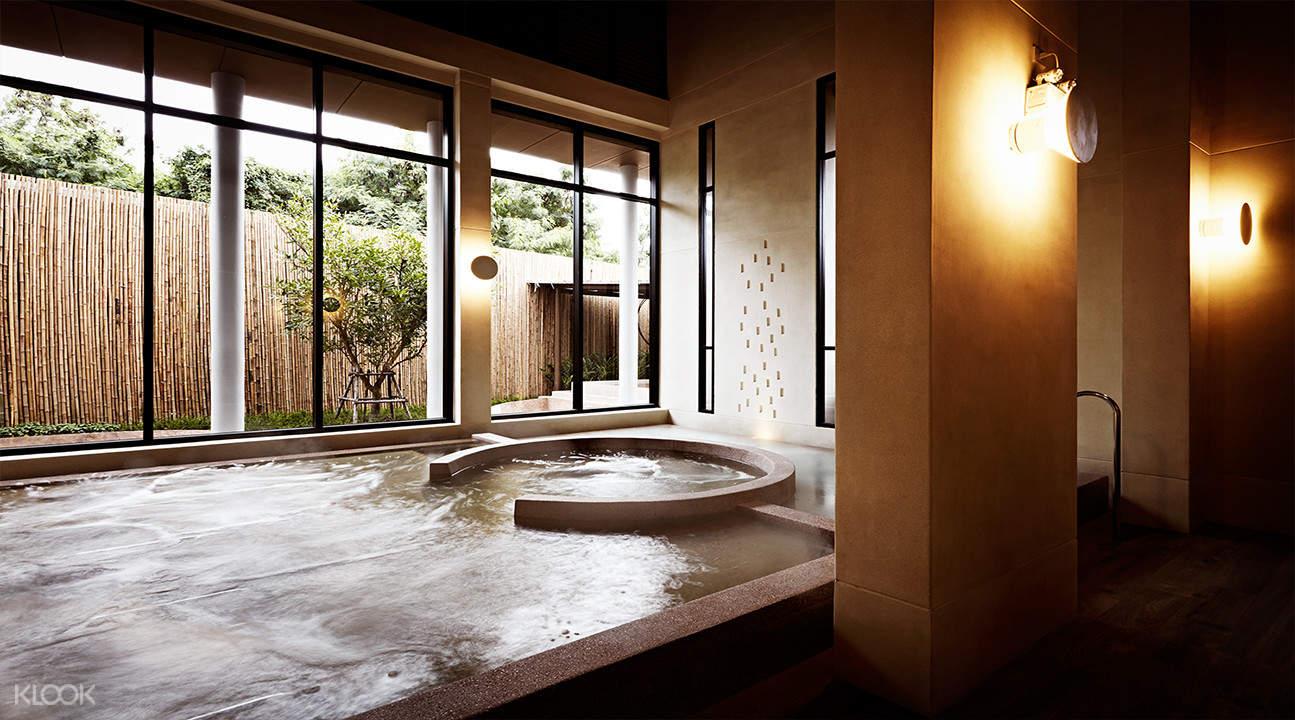 泰國芭達雅湯之森日式溫泉館