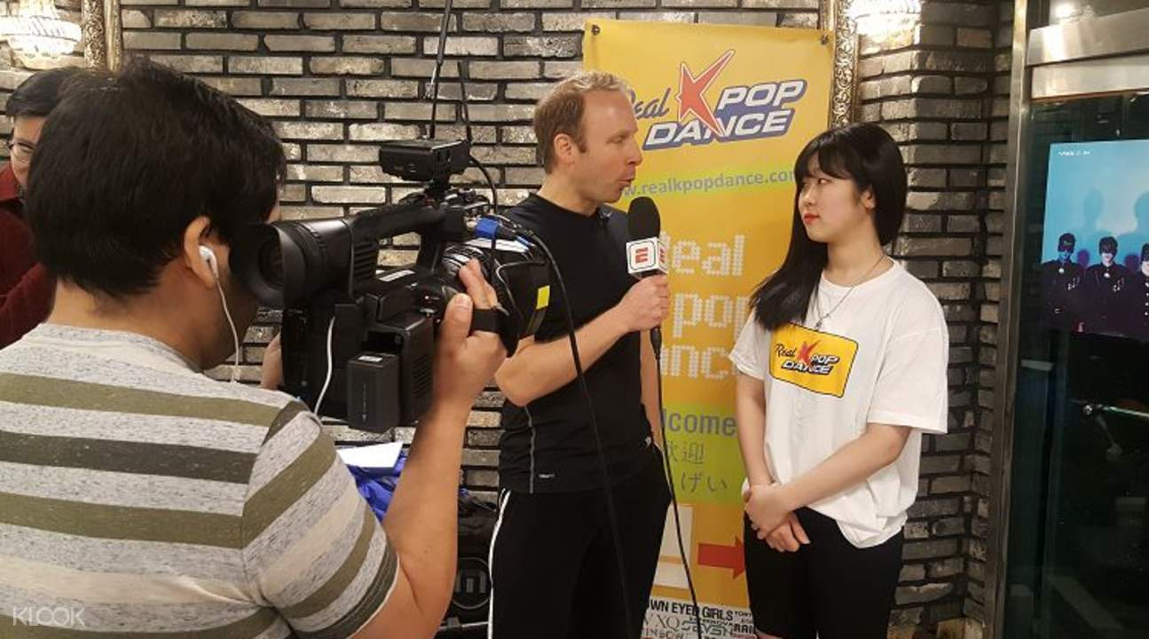 k pop dance 課程