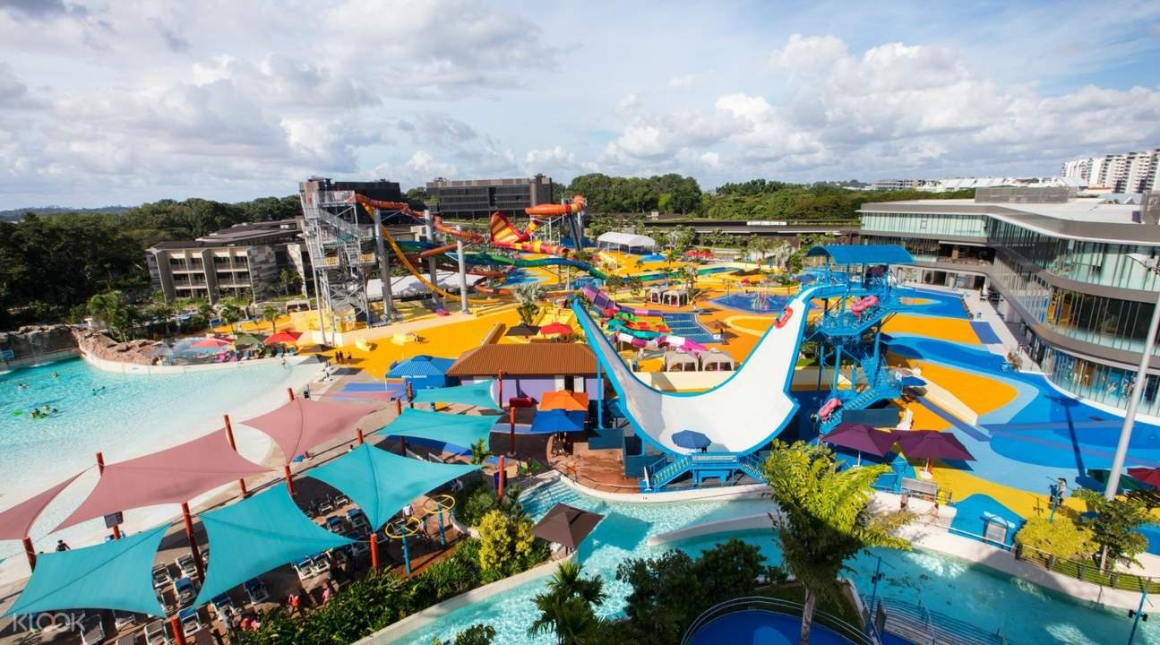 Wild Wild Wet Singapore Theme Park