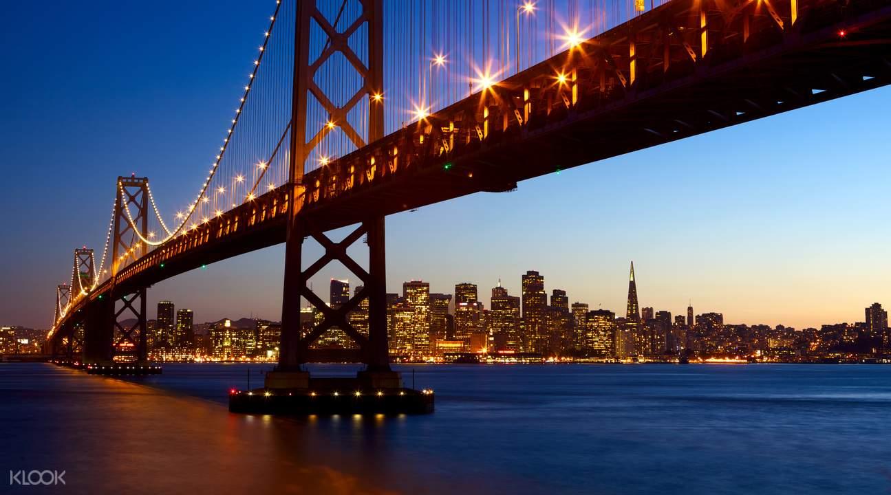 加州落日遊船之旅