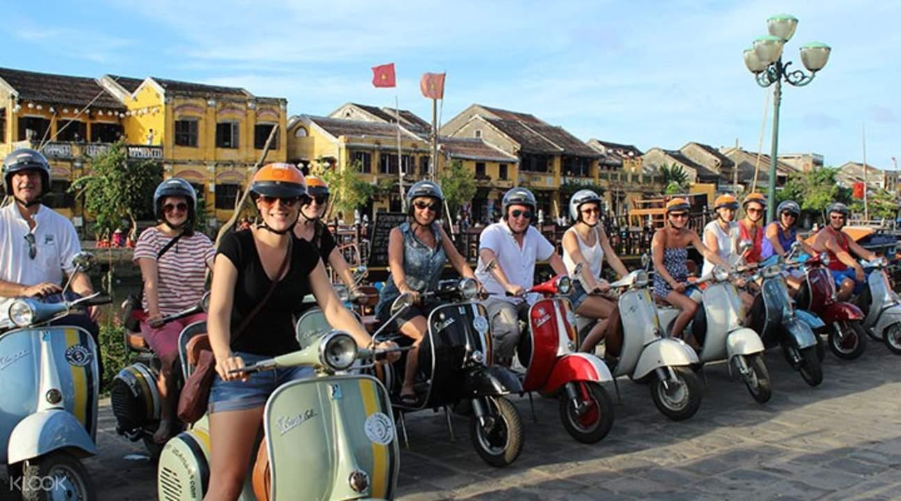 私人導覽 會安摩托車半日遊