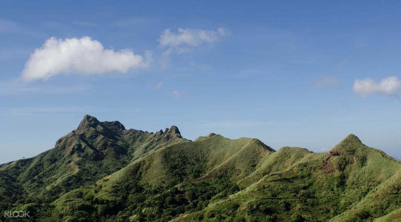 巴图劳山mount batulao徒步探险一日游