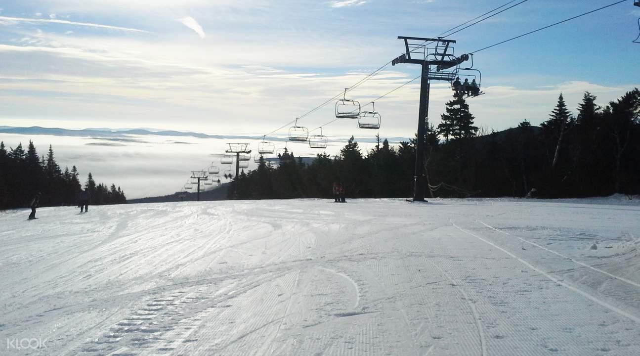 Mount Snow滑雪2日遊(紐約出發)