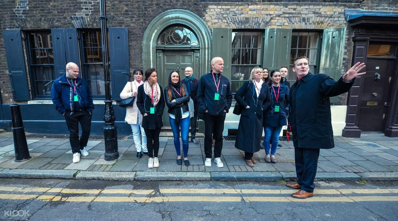 東倫敦必去】開膛手傑克 & Old Spitalfields Market 之旅