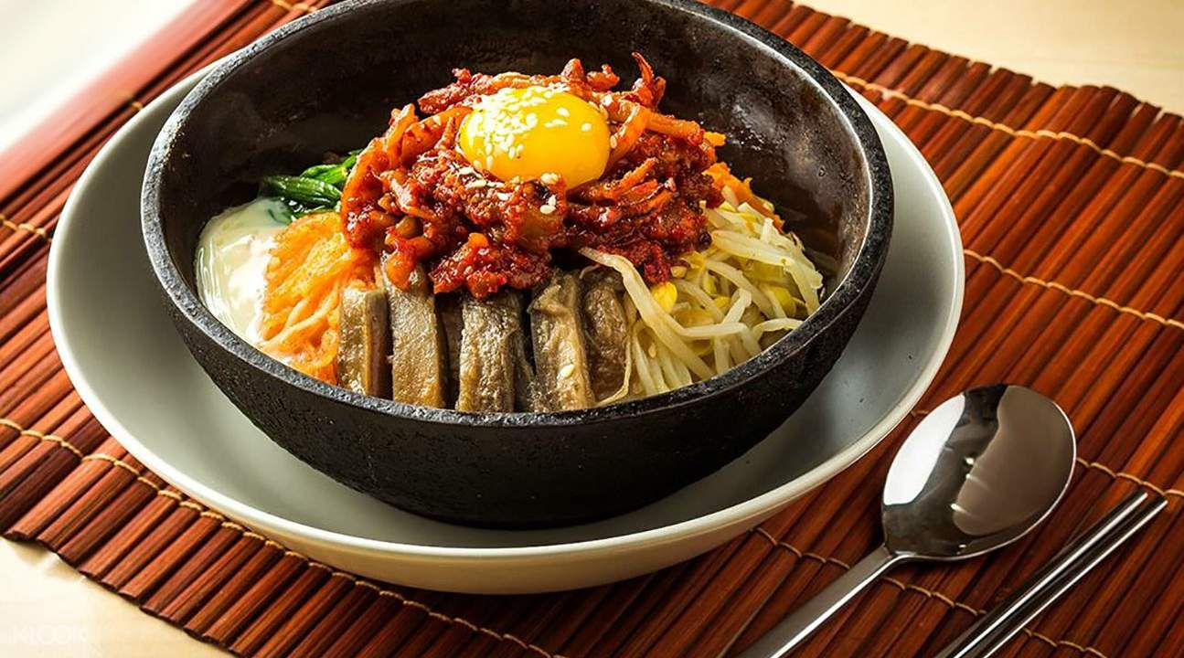 hungry korean central hong kong beef bibimbap