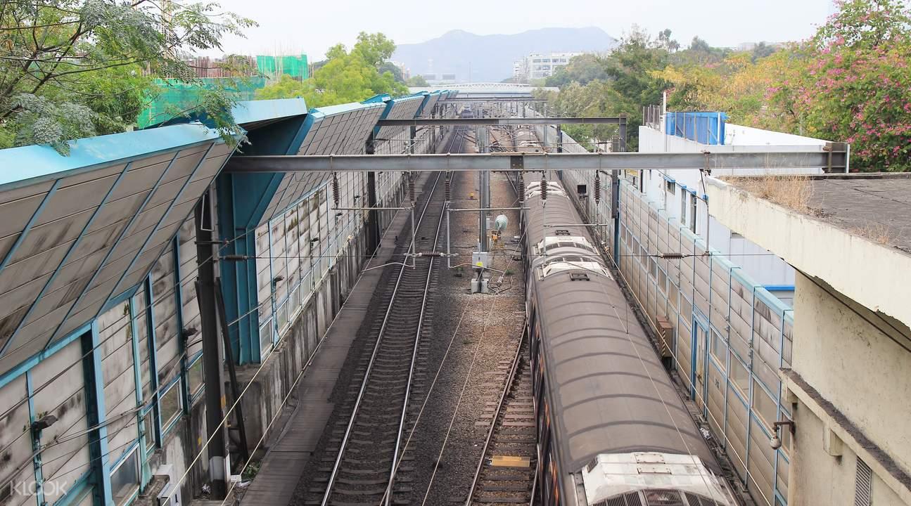 MTR Intercity Through Train (Hong Kong - Guangzhou East)