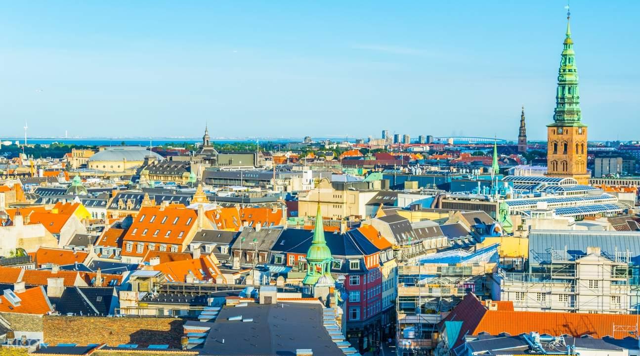 哥本哈根城市景观