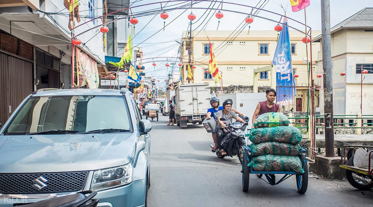 南民丹小鎮遊