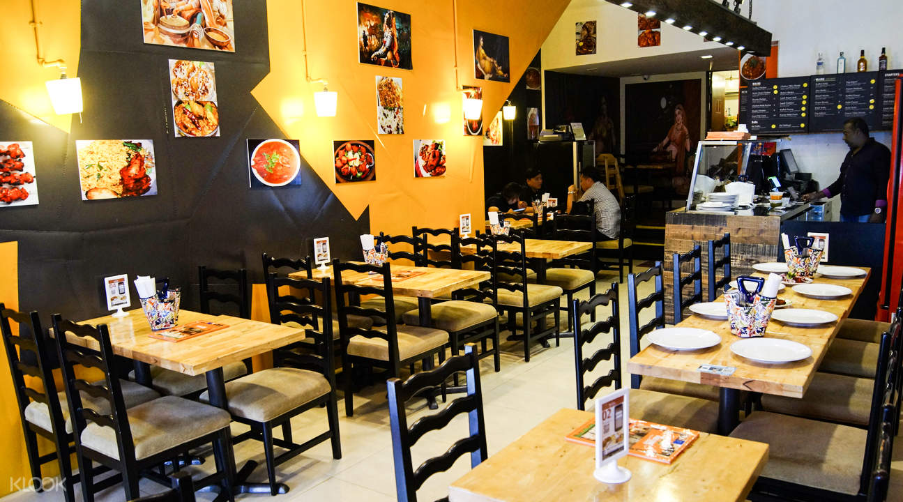 新加坡印度菜indline cookery