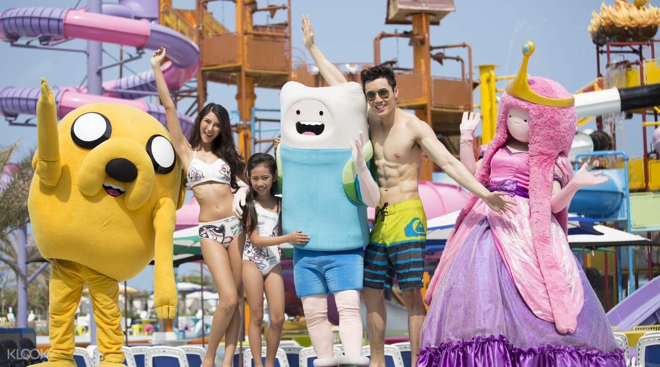 Cartoon network pattaya