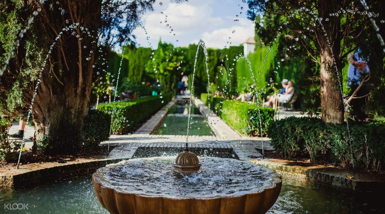 阿爾罕布拉花園