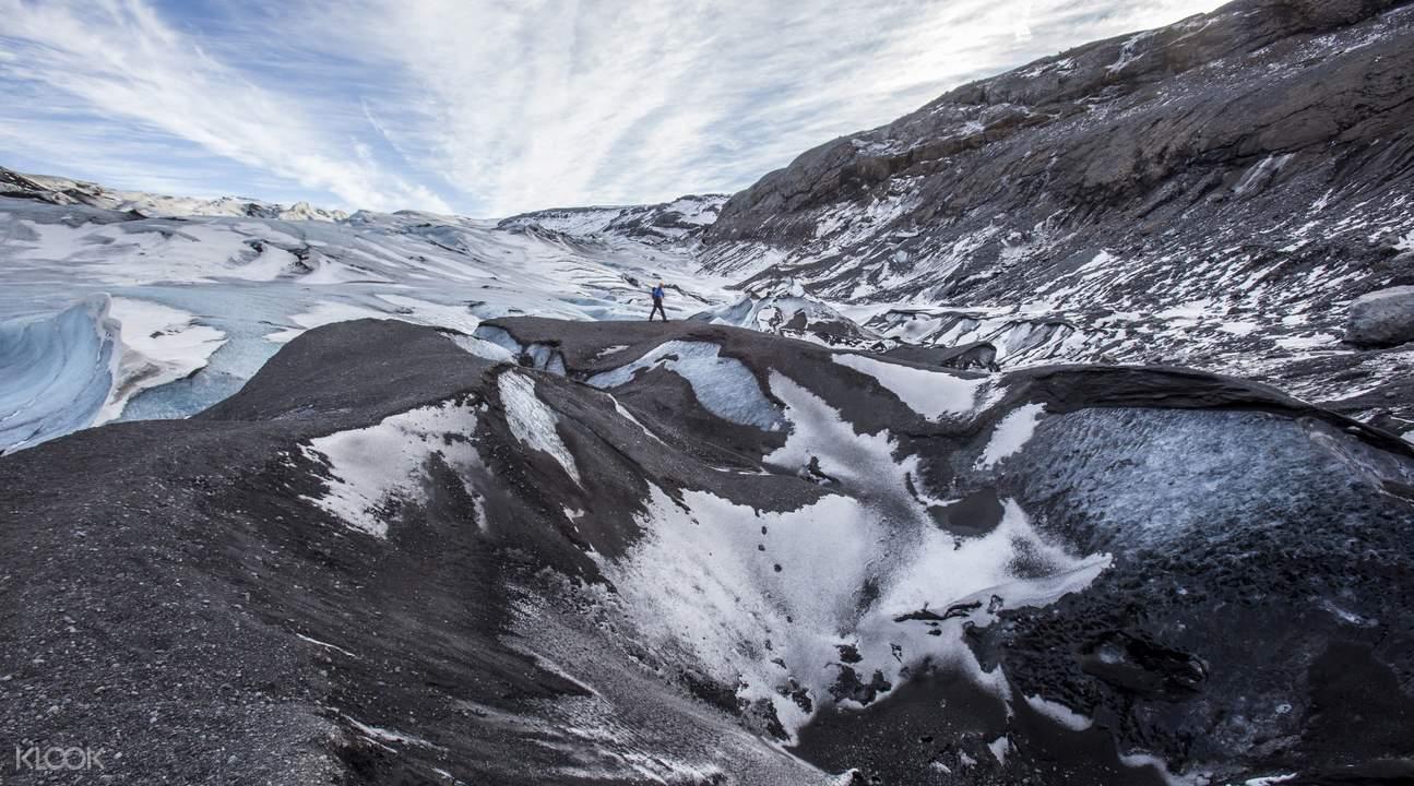 索爾黑馬冰川