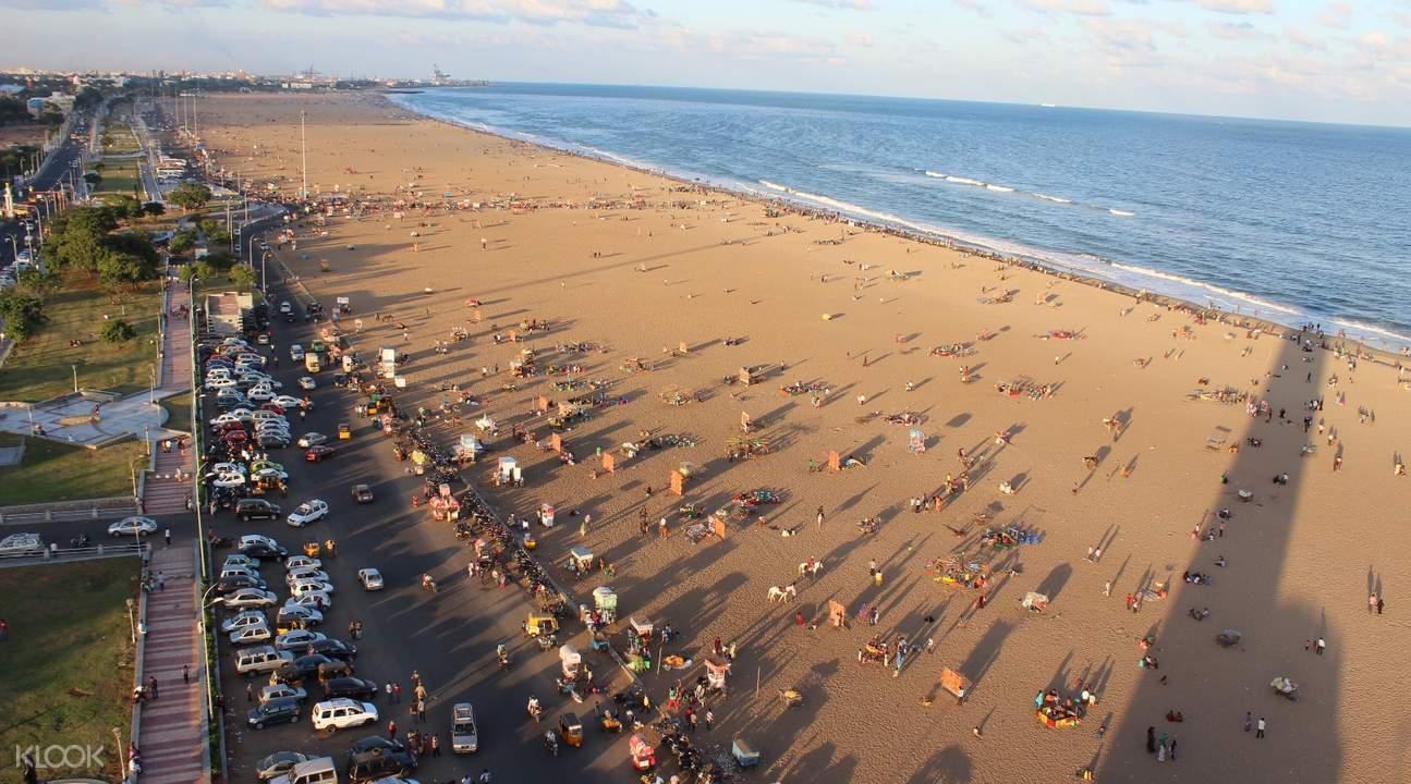金边马里纳海滩