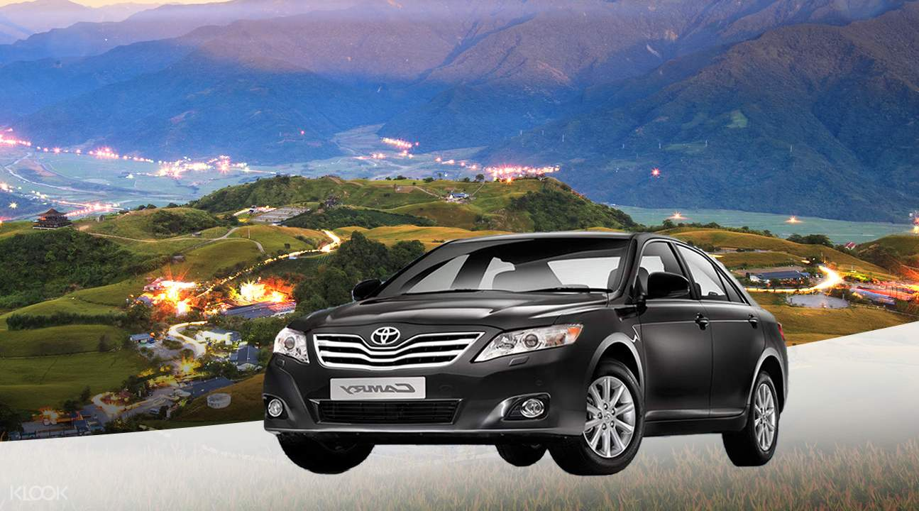 Hualien private car service