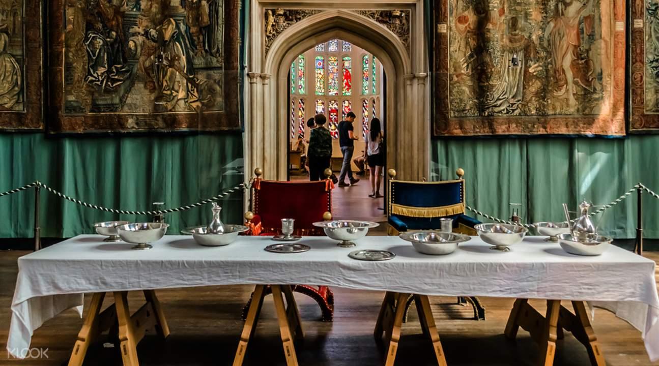 hampton court palace kitchen
