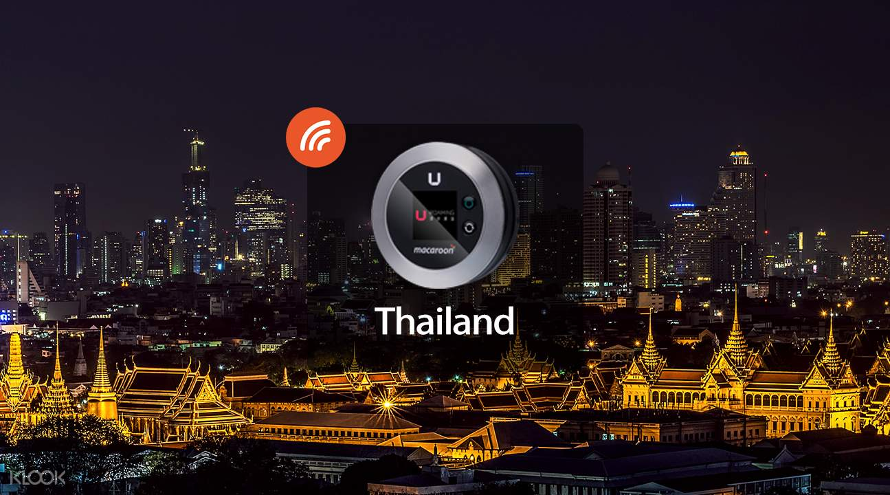 thailand pocket wifi