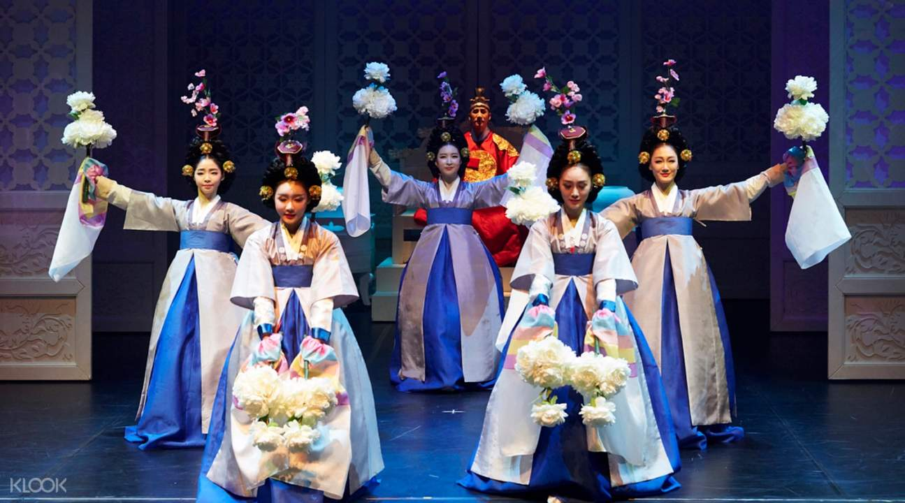 首尔「宫:张绿水传」公演门票