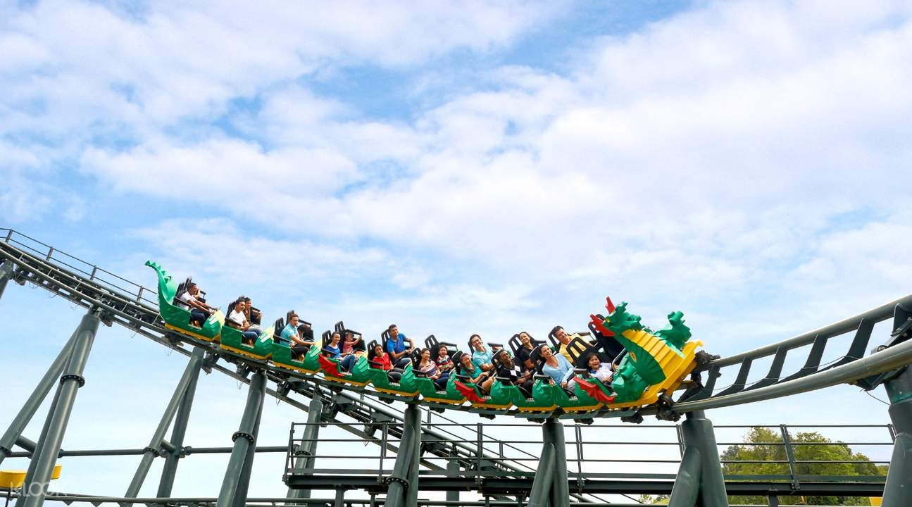 馬來西亞樂高樂園門票