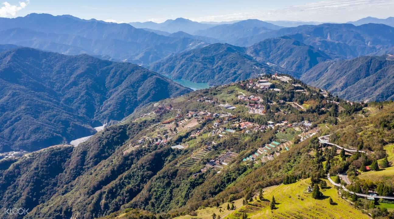 cingjing farm view