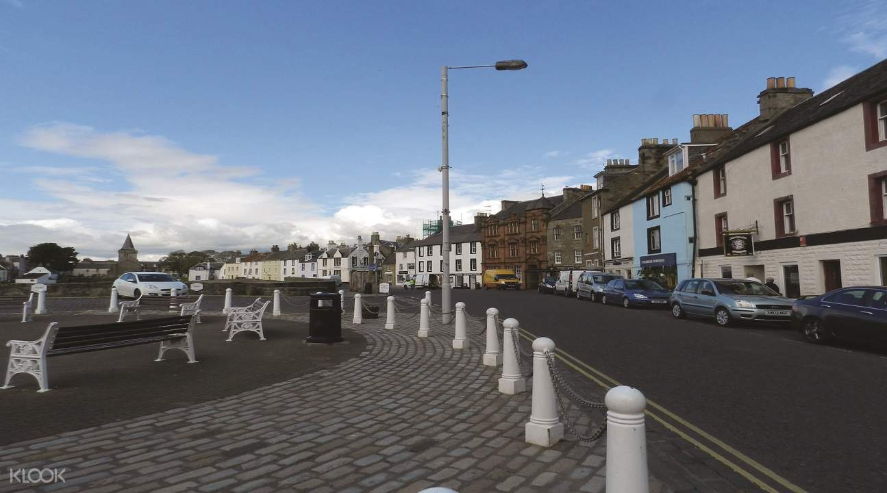 kingdom of fife tour, visit fife in scotland, fife tour, anstruther fife