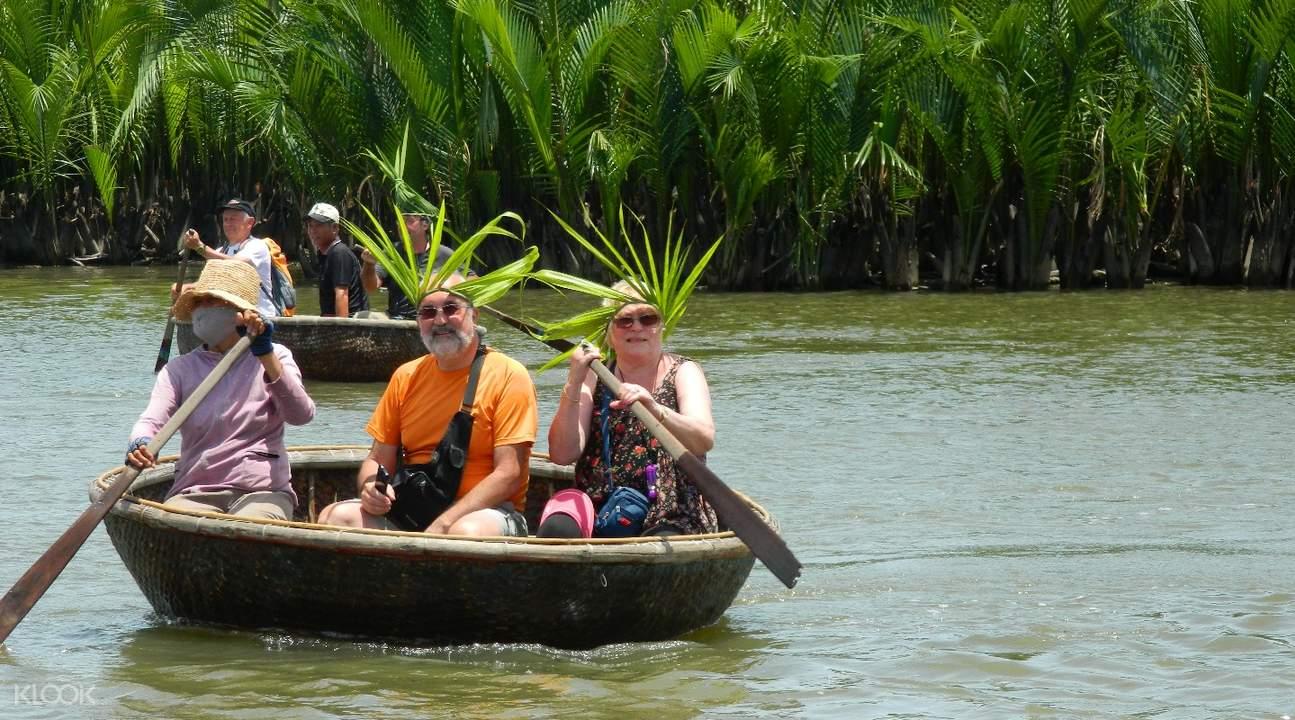 hoi an coconut forest tour