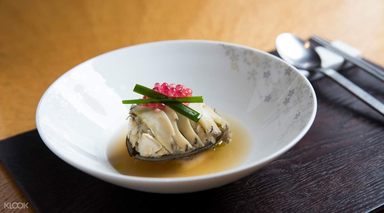 contemporary korean cuisine chorokbaguni seoul south korea