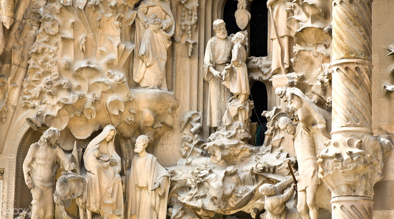 聖家族大教堂門票+ 塔樓觀光