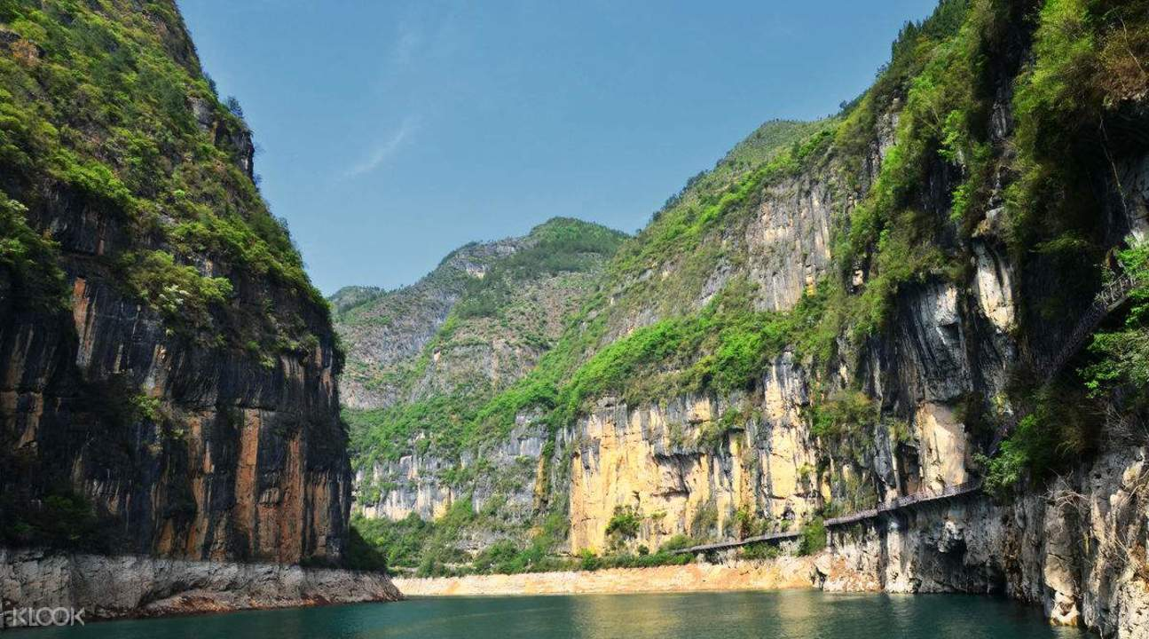 three little gorges combo ticket chongqing china