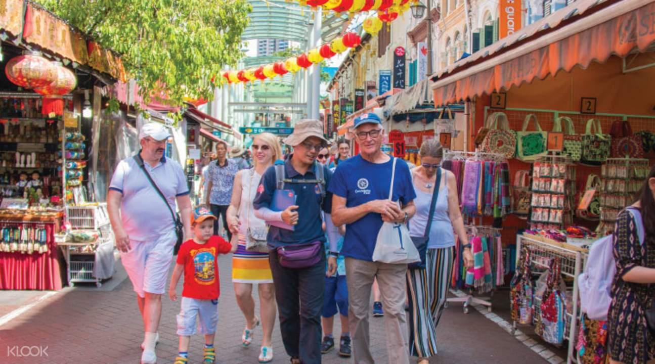 Chinatown Singapore Walking Tour