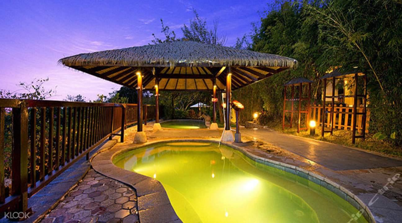 hot spring experience in guangzhou