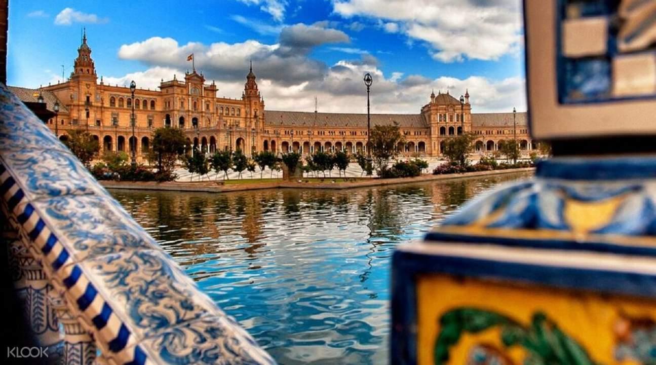 塞維利亞王宮 & 聖母主教堂 & 吉拉達塔半日遊