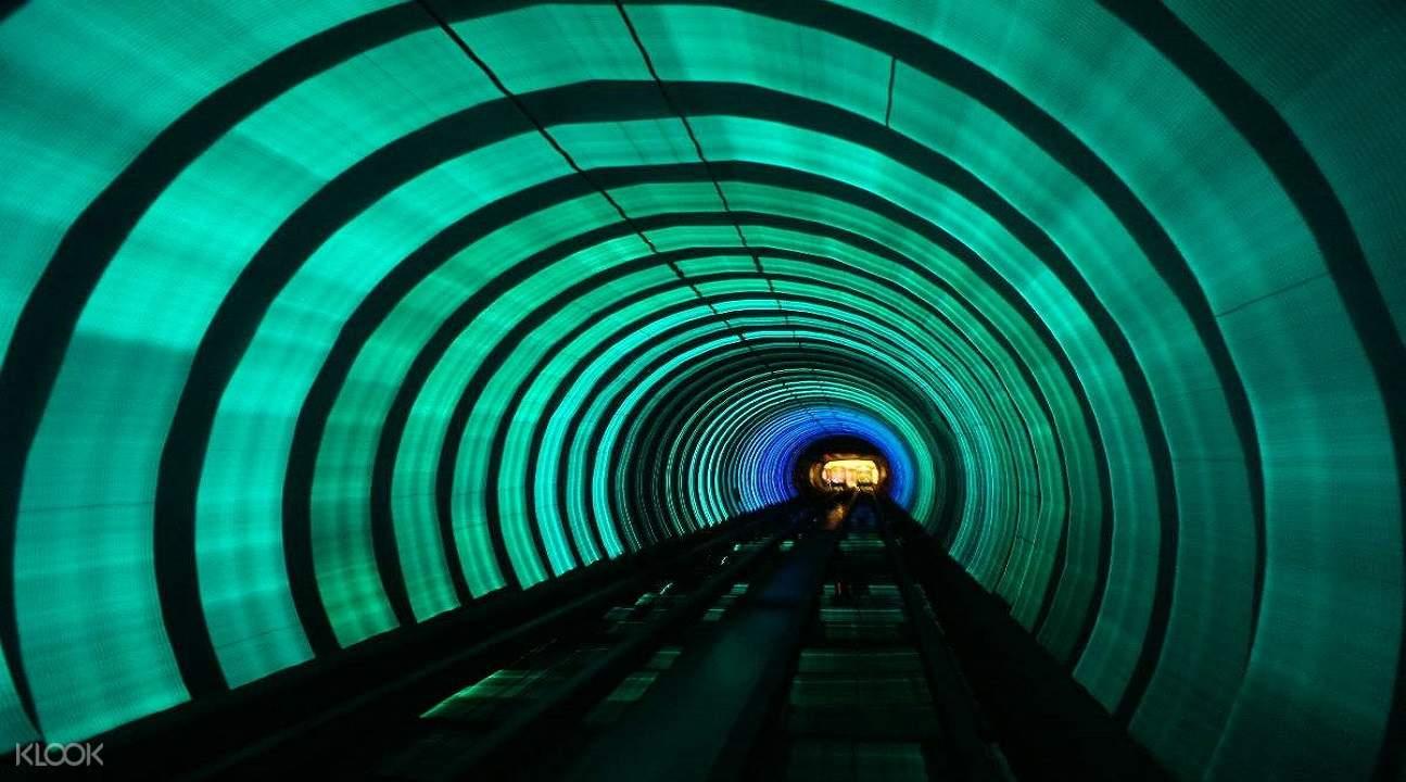 外灘觀光隧道