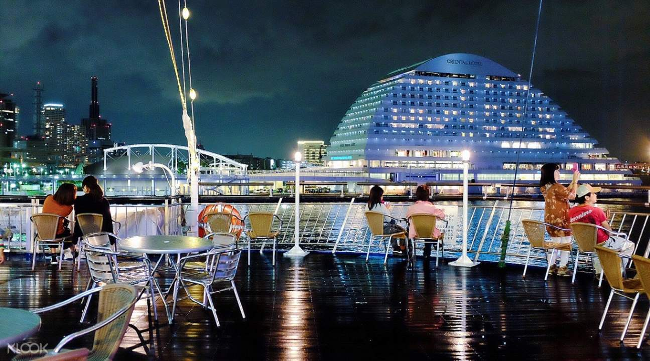 kobe luxury cruise ship