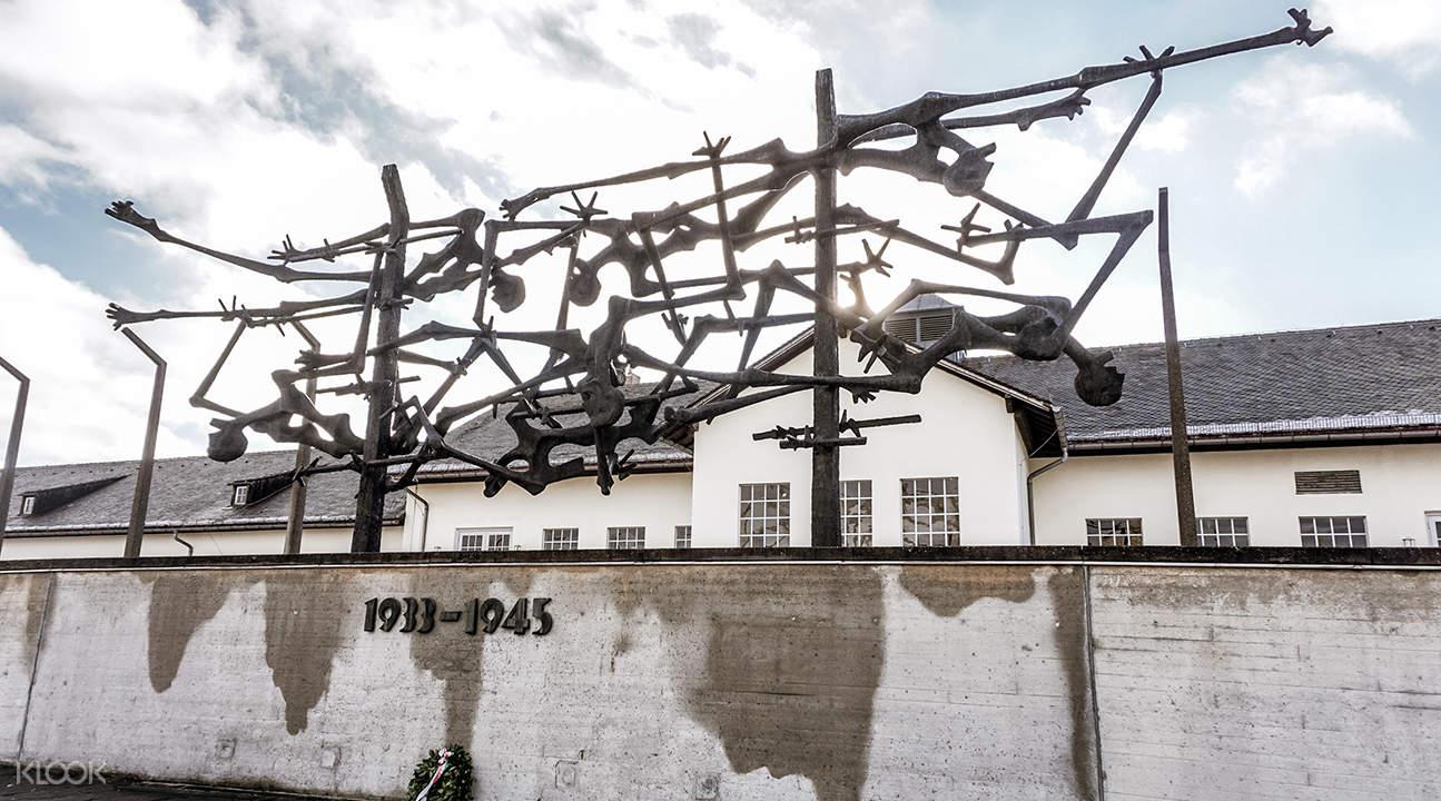 達豪集中營和前SS射擊場