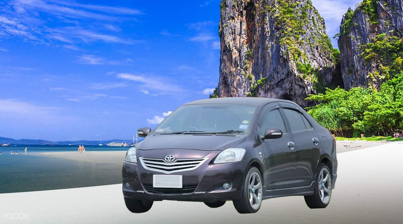 Krabi car charter