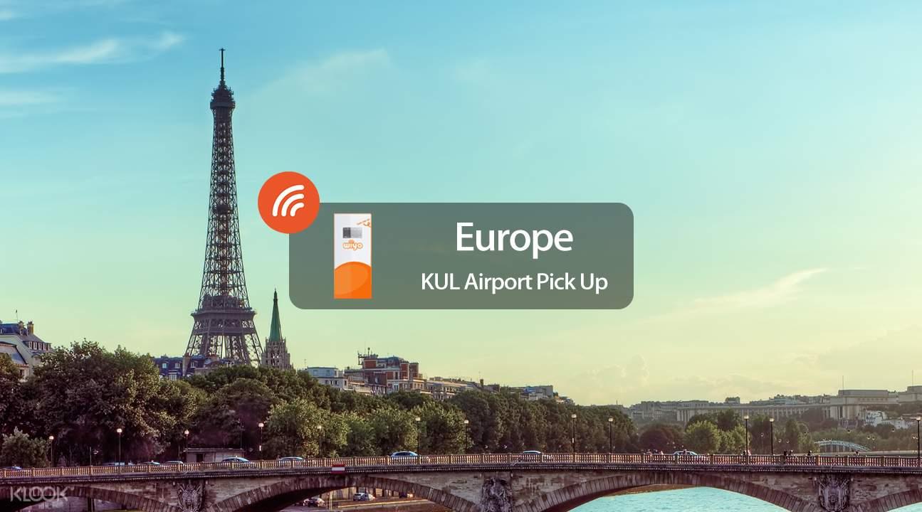 4g wifi device europe