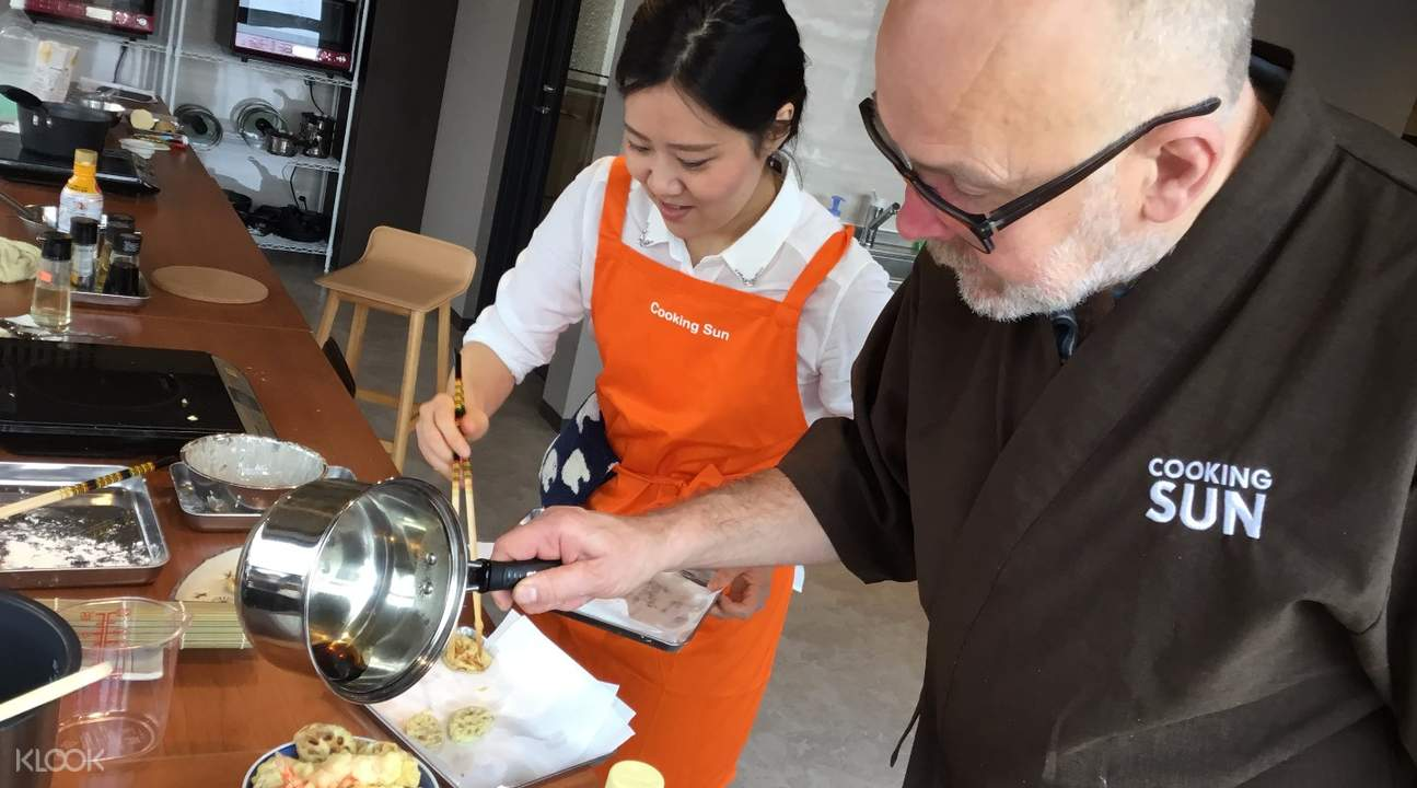 京都烹飪學習