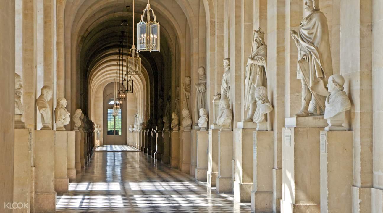 凡尔赛宫走廊
