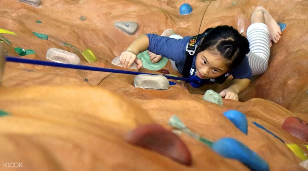 indoor bouldering taipei