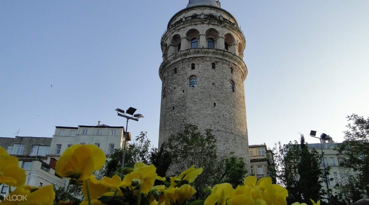 Golden Horn and Galata Tower