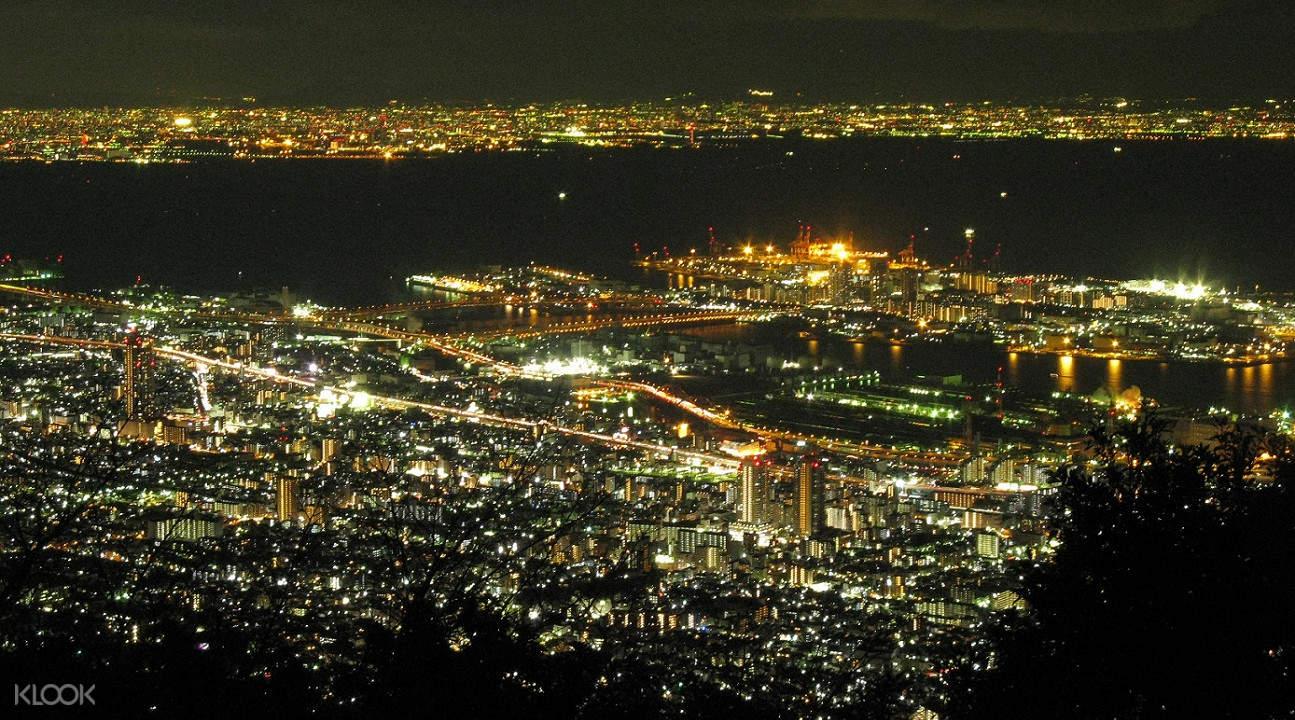 神户 摩耶山