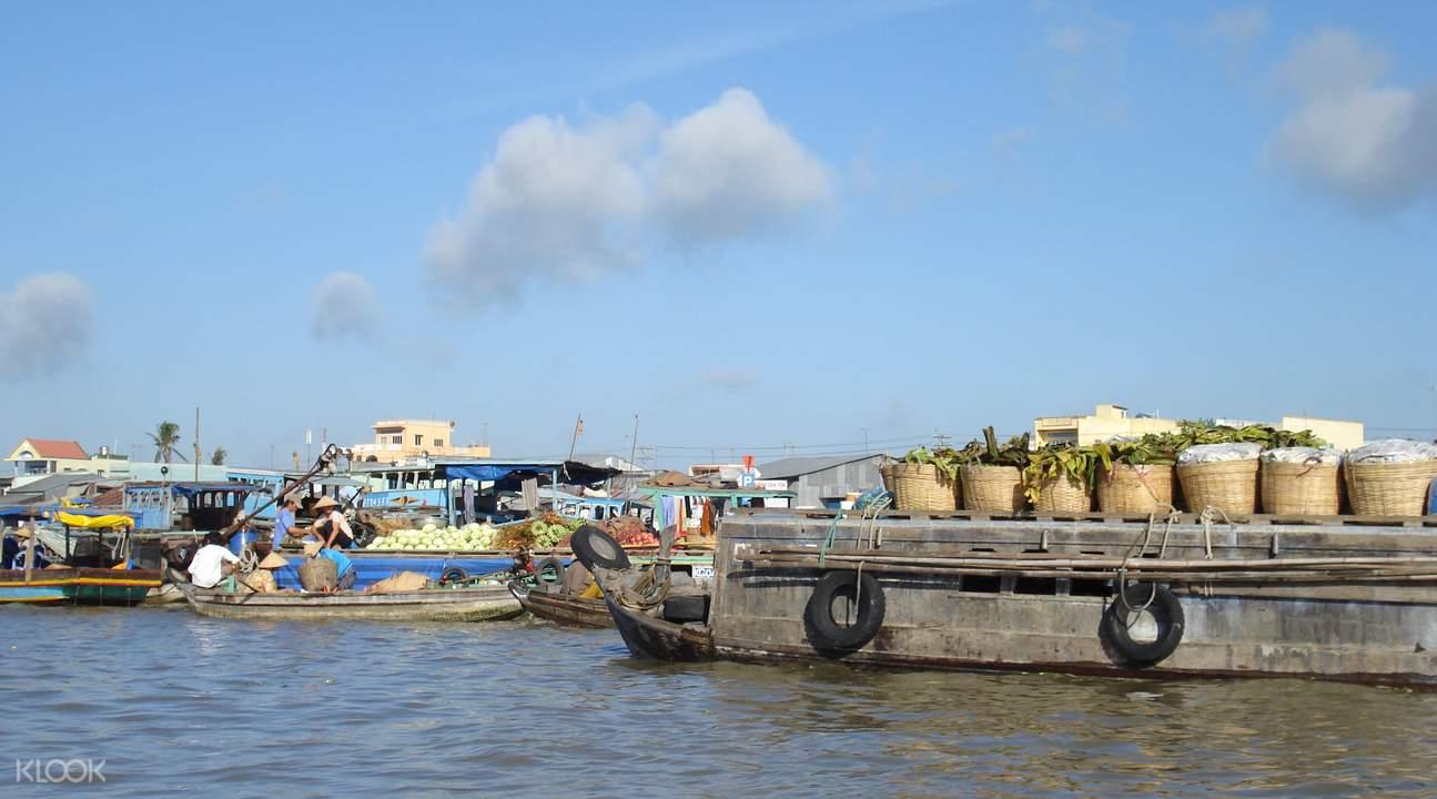Tan Phong Island tour
