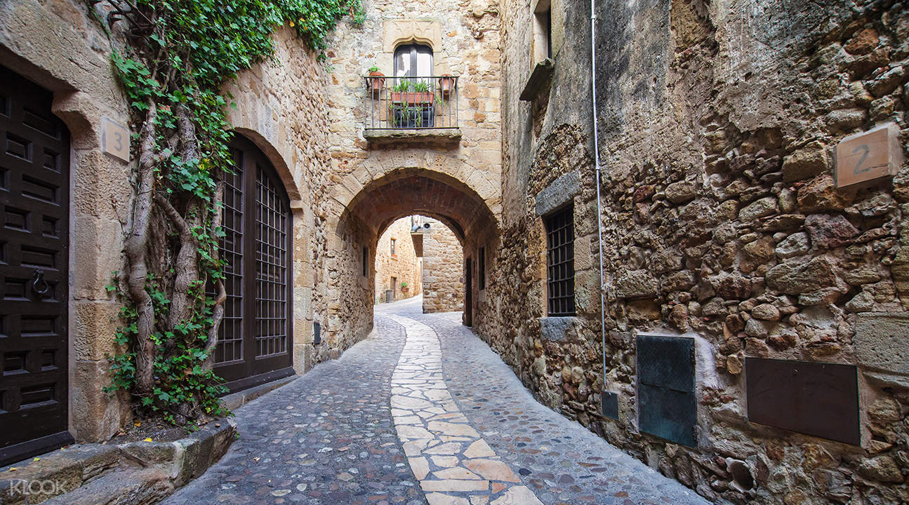 Guided Day Tour Girona from Barcelona