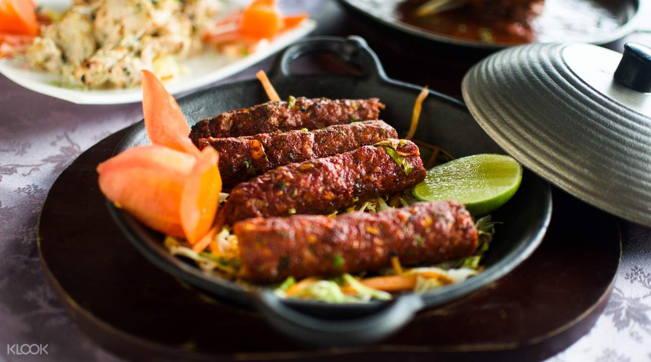 lamb sheek kebab dum pukht boat quay singapore