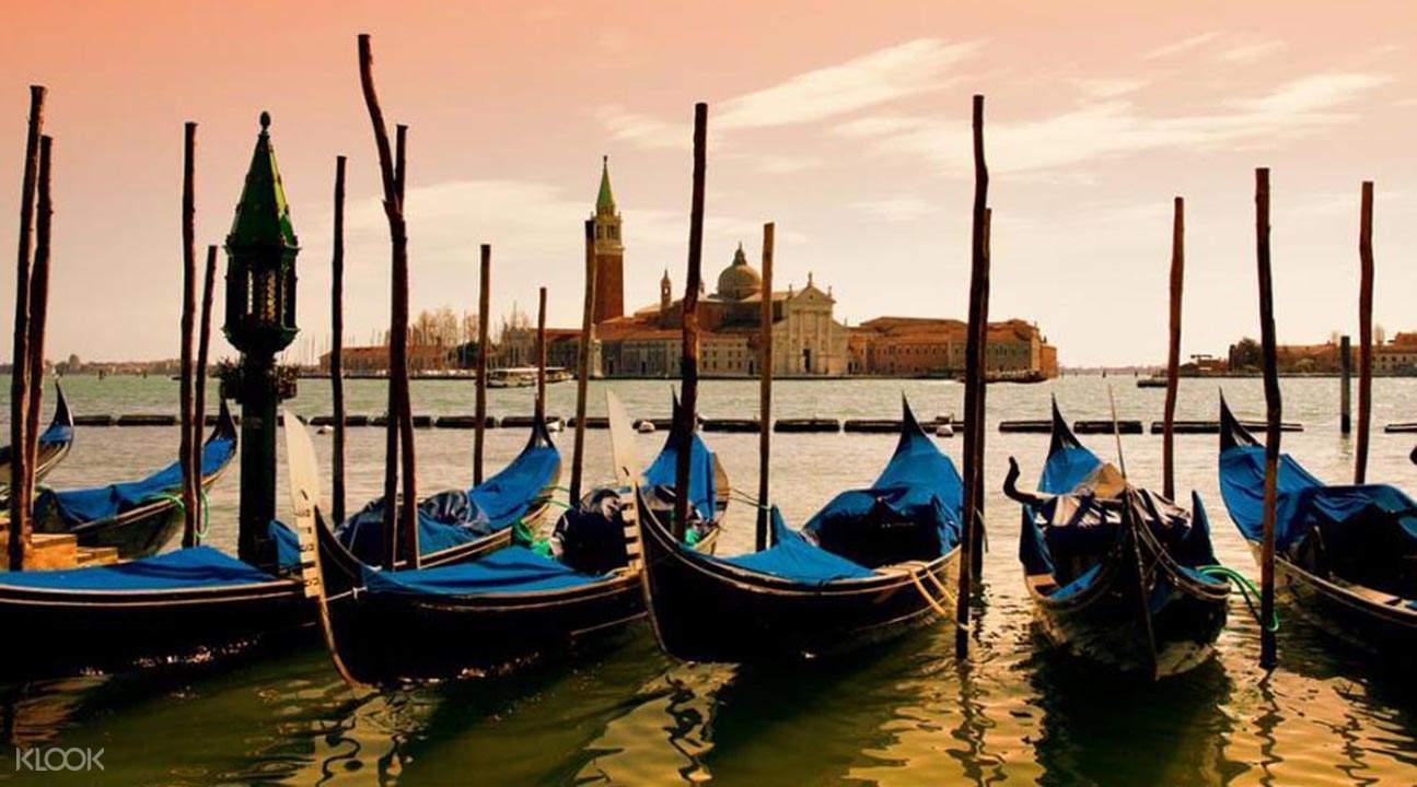 威尼斯步行之旅