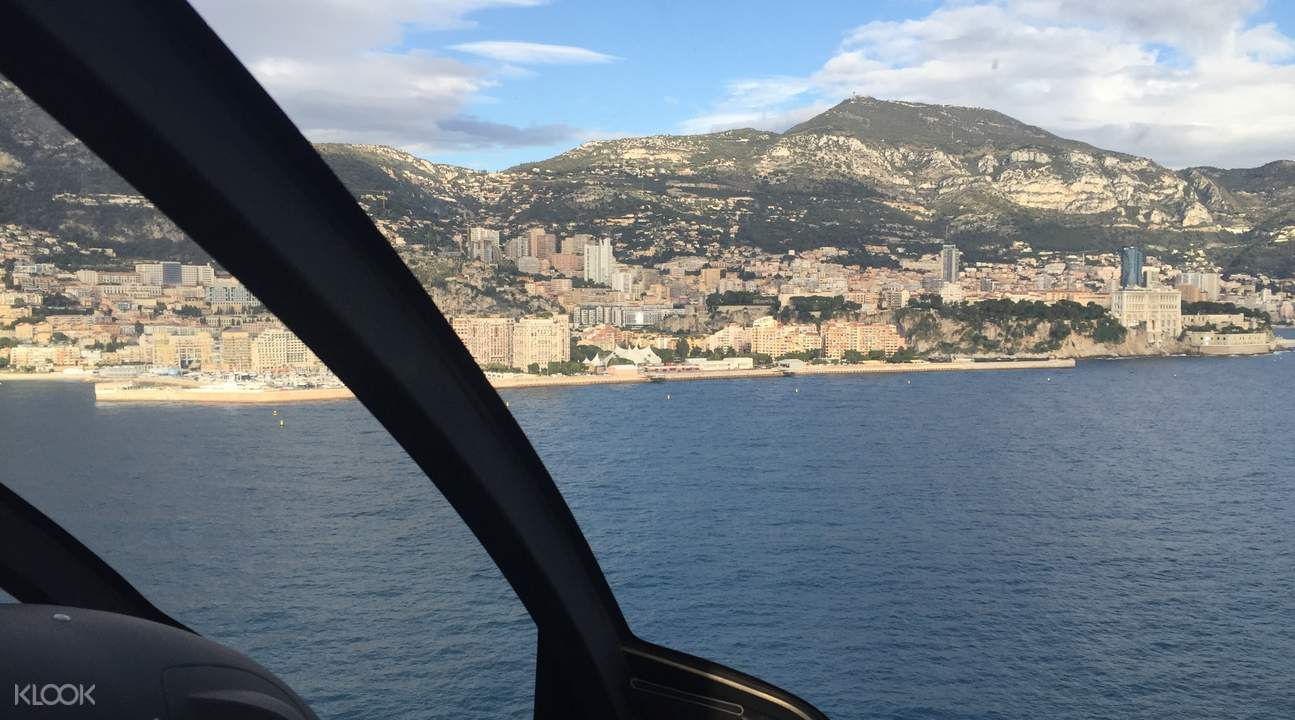 cote d'azur helicopter
