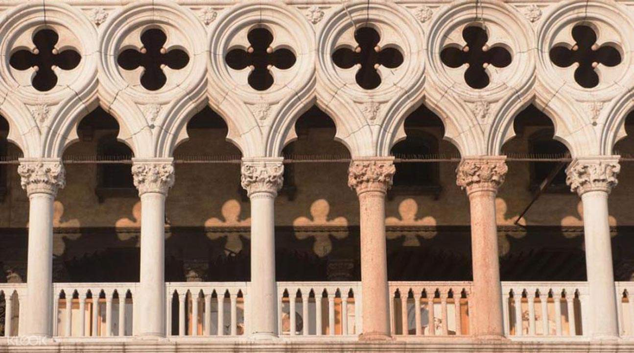 doge's palace tour cost