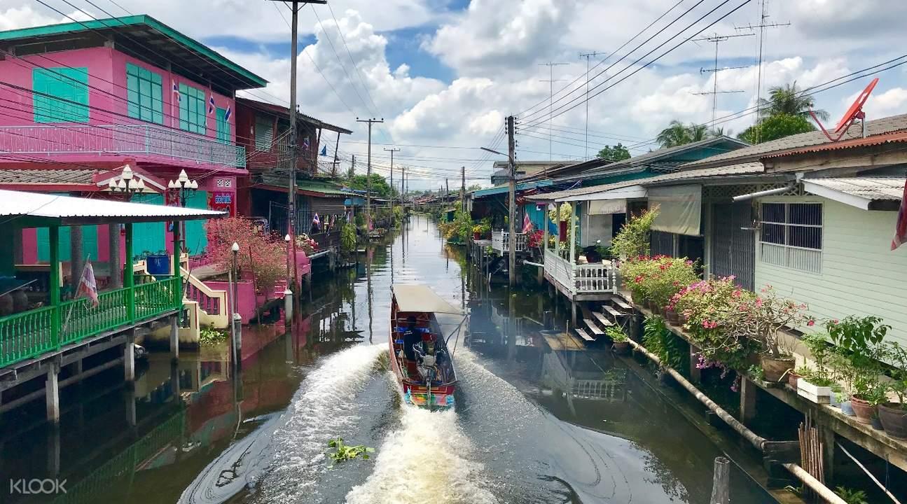 老達叻水上市場