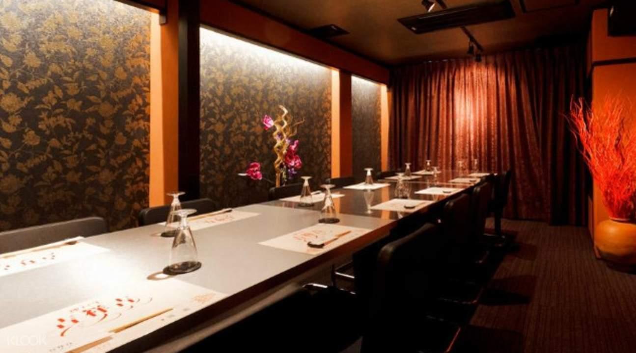 flagship restaurant Kisshokichi Honten in Kobe Japan