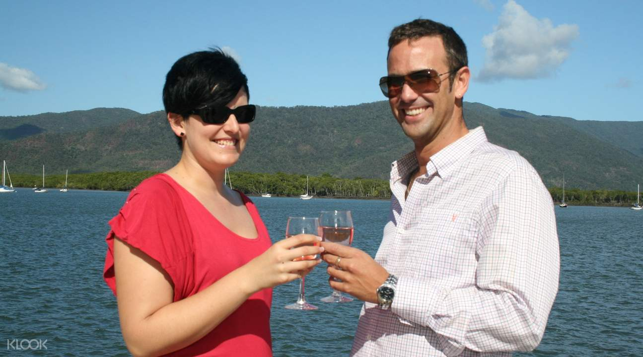 Sunset cruise Cairns